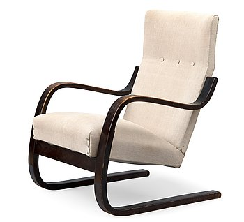 15. Alvar Aalto, AN ARMCHAIR, 401.