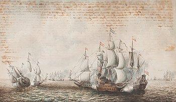 300. Carl Johan Hjelm, Slaget vid Ölands norra udde 1564.