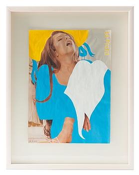 """7. Jani Leinonen, """"DREAMGIRL (La Tosca)""""."""