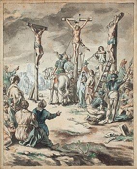 302. Pehr Hörberg, Korsfästelsen.