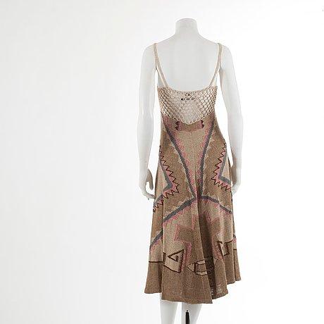 Ralph lauren, klänning, storlek m.