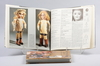 "BÖcker, 2 st, ""the art of dolls, 1700-1940"" resp ""german dolls, encyclopedia"", 1985."