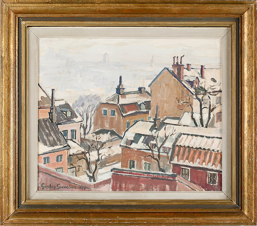 Gustaf Svensson net worth