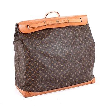 "255. RESVÄSKA, Louis Vuitton, weekendbag, ""Steamer bag 60""."