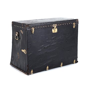 214. Louis Vuitton, LOUIS VUITTON, trunk for car, early 20th century.