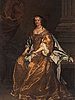 Peter lely (pieter van der faes) circle of, lady in a yellow dress.