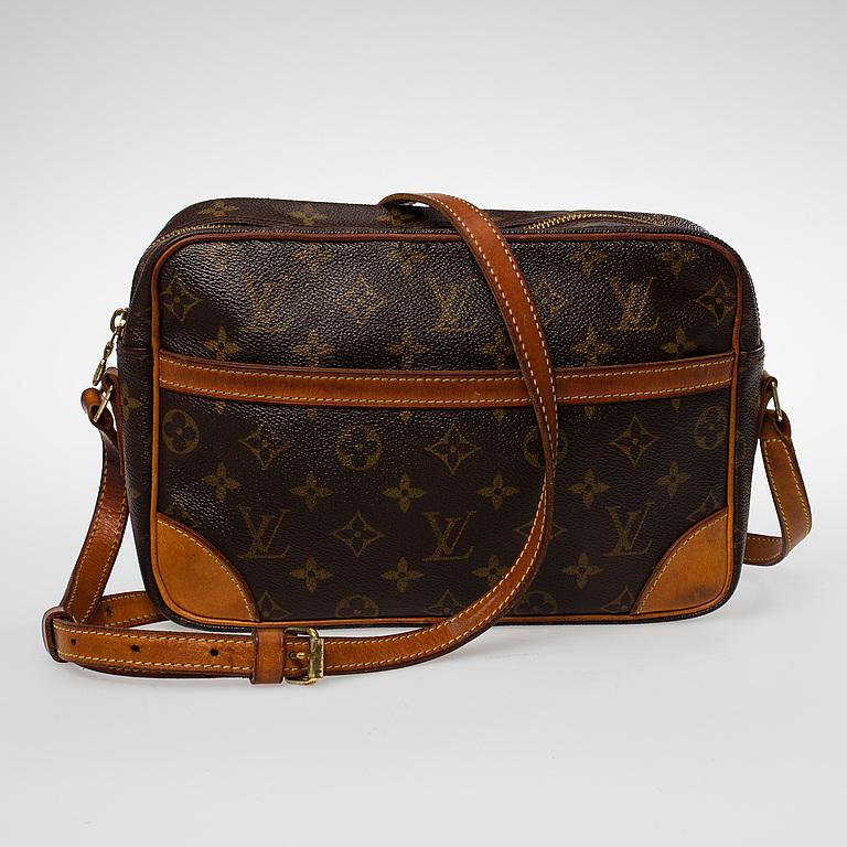 Suosituin Louis Vuitton Laukku : Laukku quot trocadero louis vuitton bukowskis market