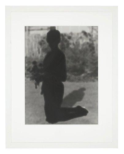 """Maria miesenberger, """"utan titel (hon)"""", 1993."""