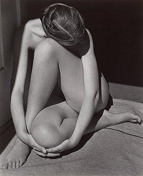 """EDWARD WESTON, """"Nude"""", 1936."""