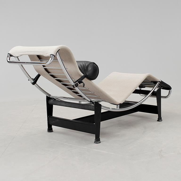 "FåTÖLJ,""LC4"", Le Corbusier, Cassina Bukowskis Market"
