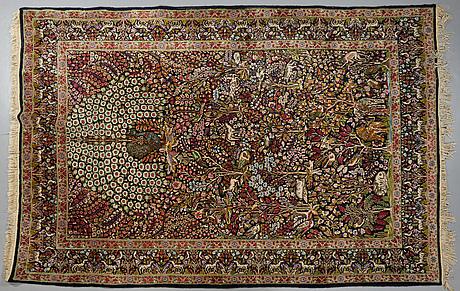 Matta, kirman, 1900-talets sista del, 310 x 225 cm.