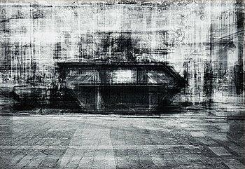 """219. Klara Lidén, """"Untitled (Dumpster Sadiku)"""", 2011."""