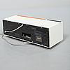 """Radio, """"spectra futura"""", raymond loewy för nordmende, 1900-talets andra hälft."""