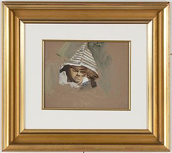 Bedouin boy.