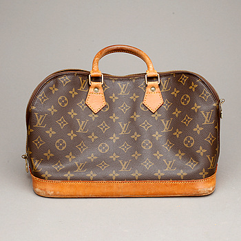 "VÄSKA, ""Alma"", Louis Vuitton, 1993."