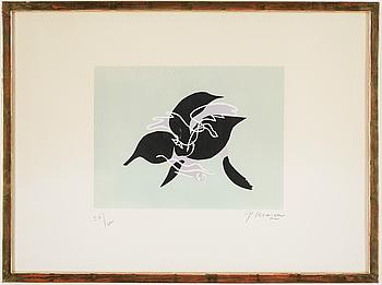 """208. Georges Braque, """"L'essor I""""."""
