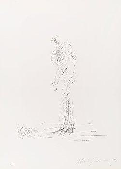 """254. Alberto Giacometti, """"Objet inquiétant II"""" (Disturbing object II)."""