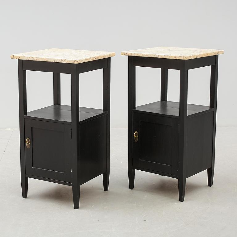 Nattduksbord svart – Möbel för kök, sovrum