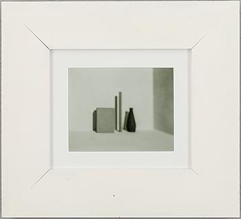 DAWID (BJÖRN DAWIDSSON), Sign och dat 1988 a tergo. Gelatinsilverfotografi.