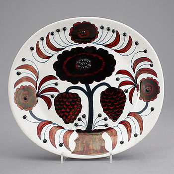 "FAT, ""Rose"" design Birger Kaipiainen, Arabia, 679/2000, daterad 1980."
