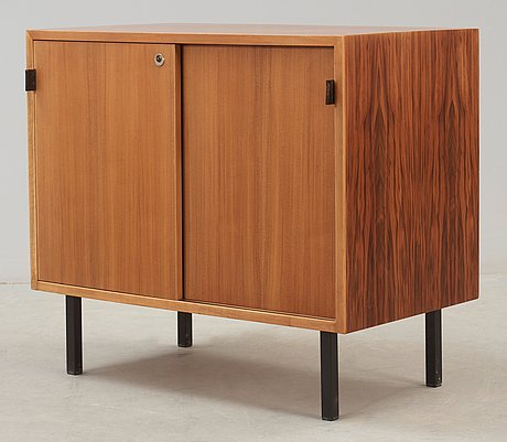 A florence knoll sideboard, knoll international, made on licence by nk, sweden 1965.