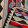 Matta, kelim, modern tillverkning, ca 270 x 166 cm.