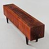 An ib kofod larsen palisander sideboard, säffle, sweden, 1960's.
