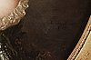 "Alexander roslin, portrait of a lady, called ""marchioness de vaxen""."