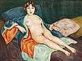 """NILS VON DARDEL, """"Lucienne"""". Executed in Pa..."""