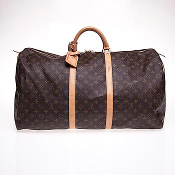 "VÄSKA, ""Keepall 60"", Louis Vuitton."