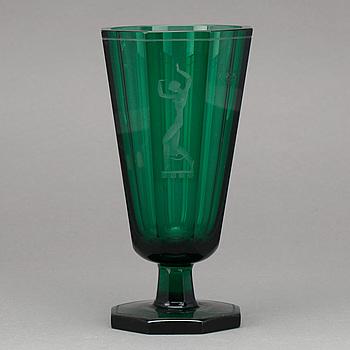 VAS, glas, Simon Gate, Orrefors.