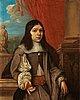Karel dujardin circle of, portrait of a gentleman.