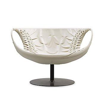 103. A Patricia Urquiola 'Smock' easy chair, Moroso, Italy.