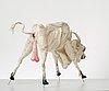 """Nathalie djurberg, """"bull""""."""