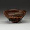 A 'jian' 'hares-fur' tea bowl, song dynasty (960-1279).