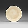 A cizhou type lobed dish, northern song dynasty (960-1127).