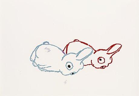 "Marianne lindberg de geer, ""rabbit tales - a study in postcoital depression""."