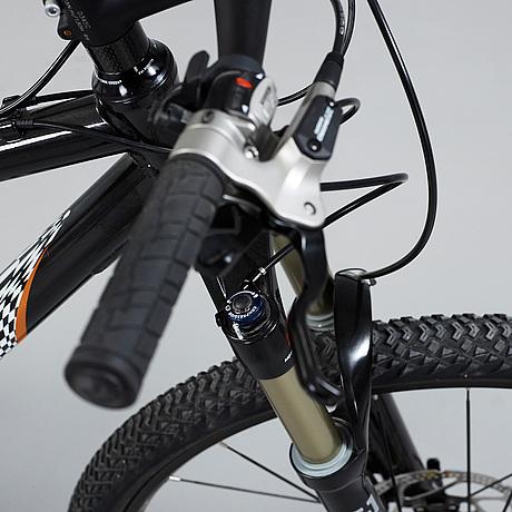 """Cykel, """"mtb cresent"""", sven uno stensson edition."""