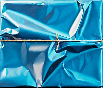 "110. YRJÖ EDELMANN, ""Stringed blue ocean""."