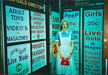"218. Dana Sederowsky, ""Adult Toys, New York 1998""."