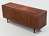 An arne vodder palisander sideboard, 'no 29', sibast furniture, denmark, 1960's.