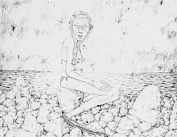 """305. Oskar Korsár, """"Mermaid""""."""