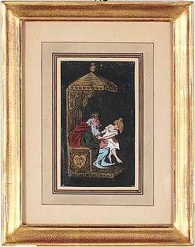 IVAR AROSENIUS, Akvarell/Gouache, signerad I.A. och daterad -03.