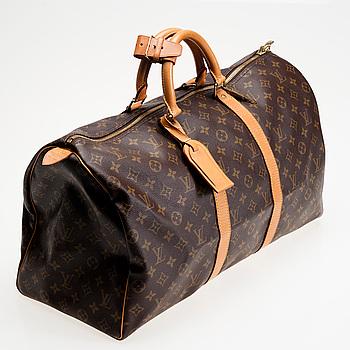 "VÄSKA, ""Keepall 50"", Louis Vuitton."