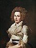 """Alexander roslin, """"alexandrine elisabeth roslin"""" (1761-1797)."""