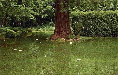 """Douglas gordon, """"iles flottantes"""", 2008."""