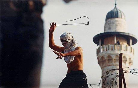 "Pavel wolberg, ""temple mount, harem a sharif"", 2000."