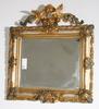 Spegel, nyrokoko. 1800-talets slut.