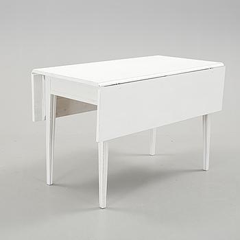 """KLAFFBORD, """"Alunda"""", ur Ikeas 1700-tals serie, sent 1900-tal."""