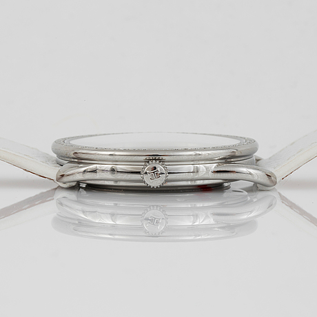 "Armbandsur, ""hermès arceau"", hermès, formgivare henri d´origny (1978)."
